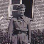Marine Walter 'Eric' Hill