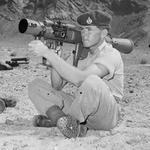 Mne. Eric Pearson, 45 Cdo. RM, Little Aden, August 1963