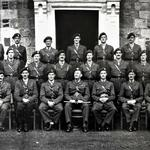 Commando Basic Training Centre Officers' Mess 1945