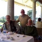 Bob Bishop and Michael Stilwell in Portugal