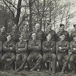 TSM Peter McKee and other PoWs, Stalag IV A