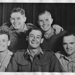 John Wall & mates, Cape Town 1942