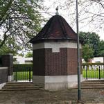 Main entrance Sittard War Cemetery