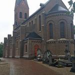 St. Martin Church - St Martinus Kerk at Linne, The Netherlands.