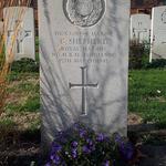 Grave of Mne. George Shepherd
