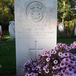 Grave of Fusilier Hugh Emrys Jones