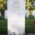 Grave of Lance Corporal Thomas Colbert