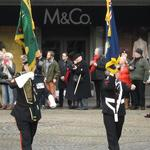 Parade through Fort William