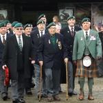 Veterans Parade through Fort William