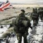 40 and 45 Commando Falklands 1982