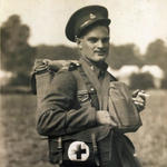 Ted Hofford, RAMC and No.5 Commando