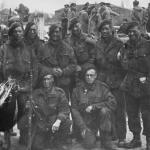 48 RM Commandos in Holland.