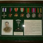 Captain J.E.C. Nicholl MC   No.2 Commando