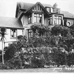 Holmlea Hotel. Falmouth