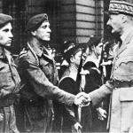 Lt G Vourch, Kommandant Keiffer & General Giraud