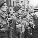 ROPERT,CESAR, RABOUHANS & TAVERNE receive le Criox de Guerre
