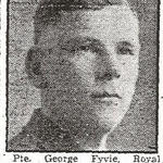Marine George Fyvie