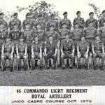 95 Commando Light Regiment RA