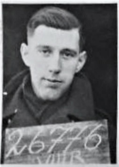L/Cpl Francis Cleaveley.