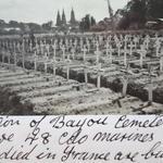 Bayeux Cemetery 48RM Commando section