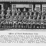 Officers of Naval Bombardment Units