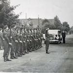 48RM Commando Troop salute