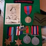 Charlie Mitchell No 3 Cdo. 4 Troop