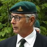 Lt Col Martyn Lambert-Gorwyn, MBE, Chairman of Commando Association