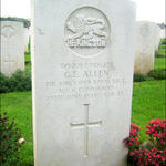Private George Edward Allen