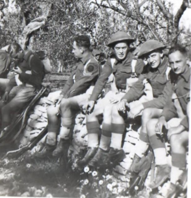 Harry Jacobs, Pete McGinley, Pete Sharp, and others