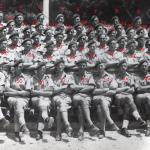 5 Troop No.2 Cdo. Gibraltar 1943 numbered