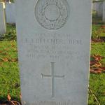 Regimental Sergeant Major Ernest John Belcher B.E.M.