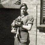 Harold 'Sam' Wells 48RM Cdo.