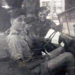45 Commandos, Fanling Barracks New Territories Hong Kong 1946