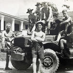 Unknown group from 45 Commando Hong Kong 1946