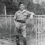 Cpl John Joseph 'Jack' O'Sullivan  45 Commando 1946 Hong Kong