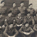 Mne. Charles Chrisp (48RM Commando) and others