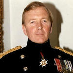 Major General Geoffrey William Field CB, CVO, OBE