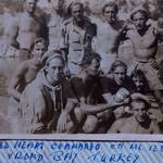 Greek Sacred Heart Commando on ML 1283 at Vromo Bay Turkey