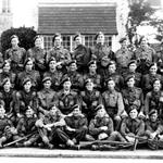 Numerous troop photos of No.4 Commando