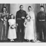 Bob Potthast No.3 Cdo on his wedding day