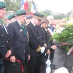 Veterans from No.3 Cdo at Berneval