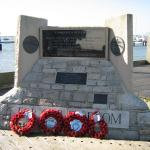 40th Anniversary plaque at Warsash, River Hamble (1)