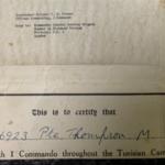 Pte M Thompson 1 Cdo 5826923