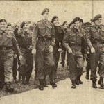 41 Ind. Commando prepare for Korea