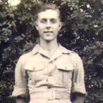 Mne Poyner in 1943