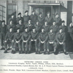 48RM Commando Officers at Goes