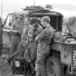 95 Cdo in Malaya 1970 - Command Post