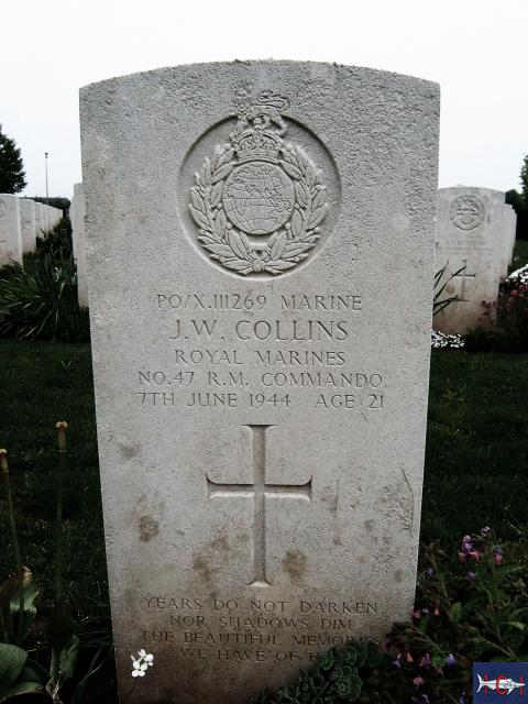 Marine James Collins