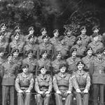 787 Squad RM includes 4 from 29 Cdo Regt RA circa 1962-64